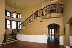 Stevenson Ranch Home, Staircase