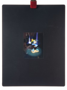 Encapsulated Portfolio Image, Mickey for Disney. Dick Duerrstein Art Director