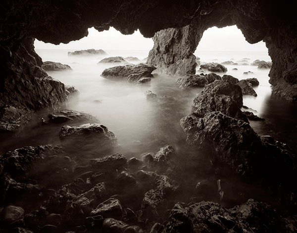 Sea Cave, El Matador State Beach, California #1