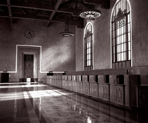 Union Station, Los Angeles #1