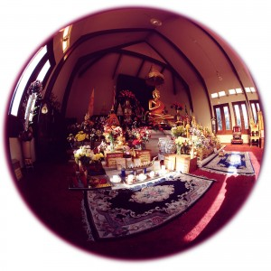 Wat Thai Temple, Los Angeles